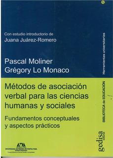 Metodos De Asociacion Verbal Para Las Ciencias Humanas Y Soc