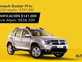 Renault Duster 2.0 4x2 Privilege L/15 2019