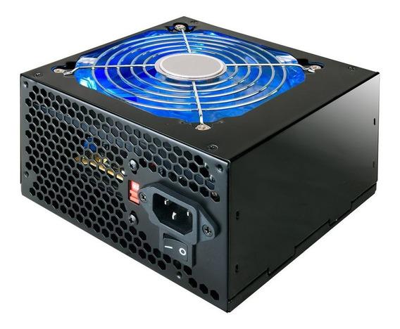 Fonte Mymax Mpsu Fp500w Atx 500w 24 Pinos 2 Sata High Power