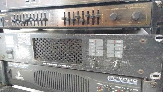 Amplificador Voxman A1000 / A 1000 / Potencia 1000 Watts