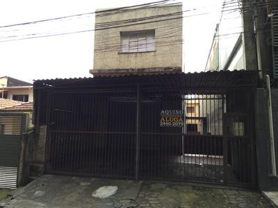 Alugo: Salao Comercial Com Entrada De Luz Trifasica 380volts