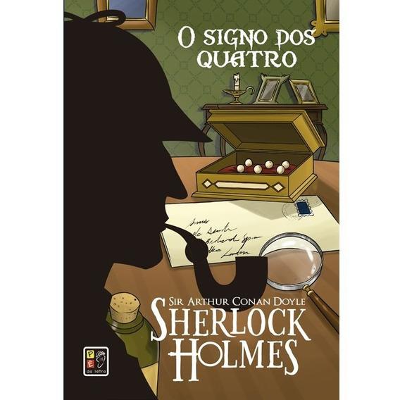 O Signo Dos Quatro Livro Arthur Conan Doyle Frete 9