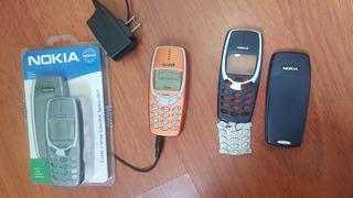 Celular Nokia 3310 Com Capas Extra