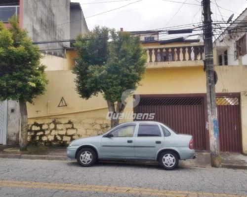 Imagem 1 de 21 de Casa  3 Dormitórios À Venda - Vila Bocaina - Mauá/sp. - Ca0060