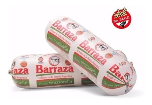 Muzzarella Barraza (cilindro)
