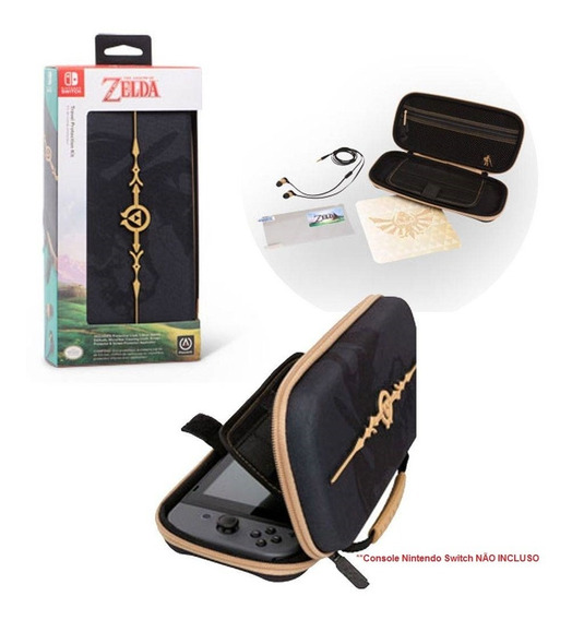 Case Travel Protection Kit The Legend Of Zelda Powera - Ofic