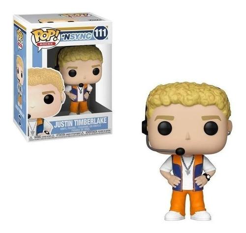 Funko Pop! Justin Timberlake #111 Nsync