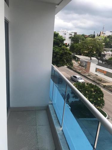 Imagen 1 de 12 de Apartaestudio En Arriendo La Campiña 930-236