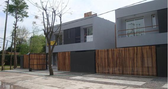 Duplex Dos Dormitorios En Pilar. Venta O Permuta