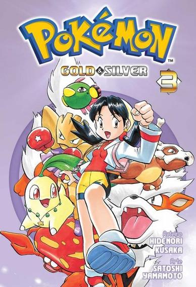 Pokemon Gold E Silver - Vol 03