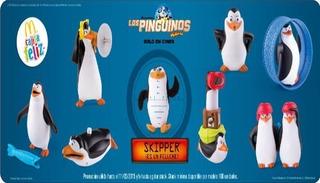Mc Donalds Los Pinguinos De Madagascar - Skipper