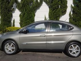 Chery Cielo 1.6 Sedan 4p 2012 Cinza Completo