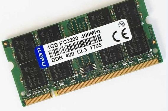 Tarjeta Memoria Ram Ddr400 1gb Laptop