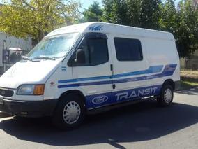 Ford Transit Inglesa