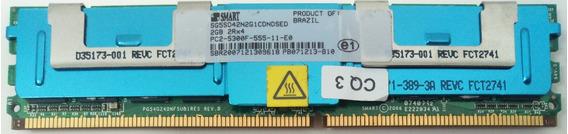 Memória Dell 2950 Sg5sd42n2g1cdndsed 2gb Pc2-5300f