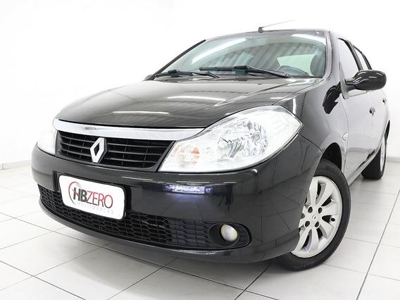 Renault Symbol Privilege 1.6 16v 2011