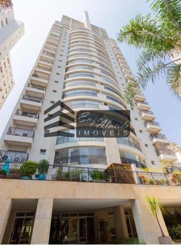 Apartamento Para Venda Em São Paulo, Brooklin, 3 Dormitórios, 3 Suítes, 3 Banheiros, 3 Vagas - 1006_1-1565607