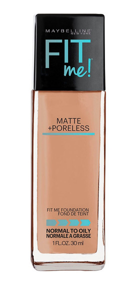 Base Matificante Fit Me Tono 245 Classic Beige Maybelline