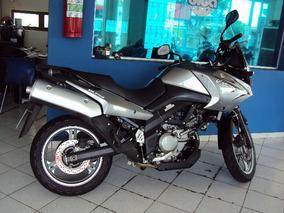 Suzuki Dl 650 V-stron Modelo 2013 Cinza Moto Top Campinas Sp