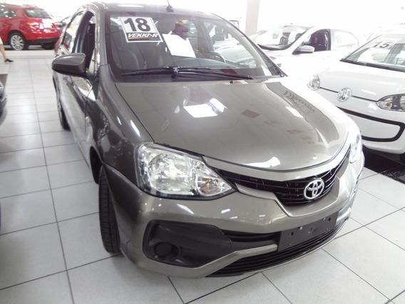 Etios Sedan 2018 1.5 Automático
