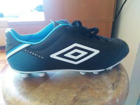 Zapatillas Umbro Classico V Hgr Numero 39 Futbol