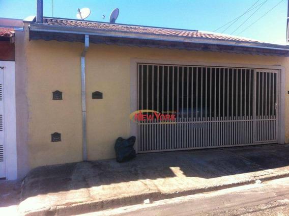 Casa Residencial À Venda, Residencial Parque Douradinho, São Carlos. - Ca0422