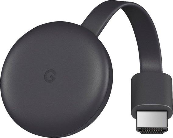 Google Chromecast - Original Netflix Ultima Versão Lacrado