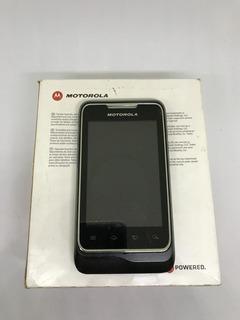 Motorola Motosmart Me Xt303 - Android 2.3, Tela 3.2 - Usado