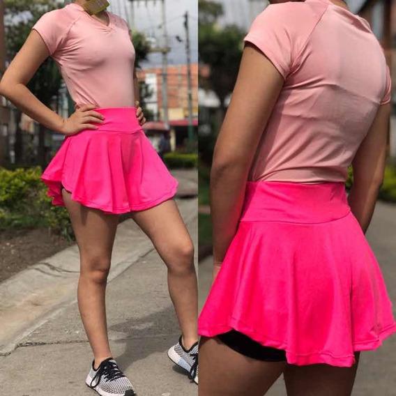 Conjunto Deportivo Falda Shorts
