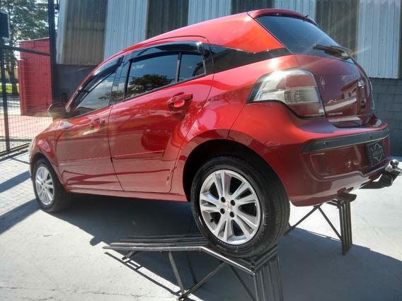 Chevrolet Agile 2014 1.4 Ltz Easytronic 5p