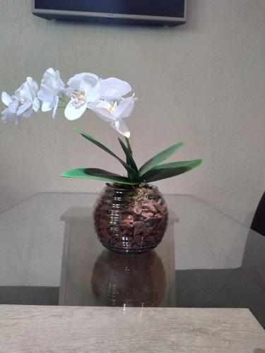 Arranjos De Mesa Orquídea Artificial