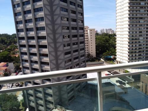 Imagem 1 de 8 de Sala, 44 M² - Venda Por R$ 375.000,00 Ou Aluguel Por R$ 1.800,00/mês - Santo Amaro - São Paulo/sp - Sa0275