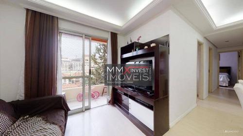 Imagem 1 de 12 de Apartamento Com 3 Dormitórios À Venda, 60 M² Por R$ 305.000,00 - Imirim - São Paulo/sp - Ap1078