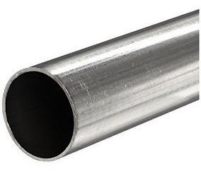 Tubo Redondo 1½ Acero Inoxidable Cal.18 2mtr Lineal
