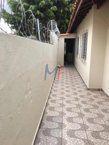 Imagem 1 de 19 de Ref 6405 Casa Térrea Reformada No Bairro Jd Ester Yolanda Com 3 Dorms Sendo 1 Suíte, 2 Vagas Coberta, 86 M² A.c. , 10 X 30 Metros. - 6405