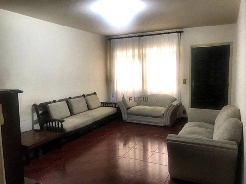 Casa De Vila Com 3 Dormitórios, No Planalto Paulista - So1654