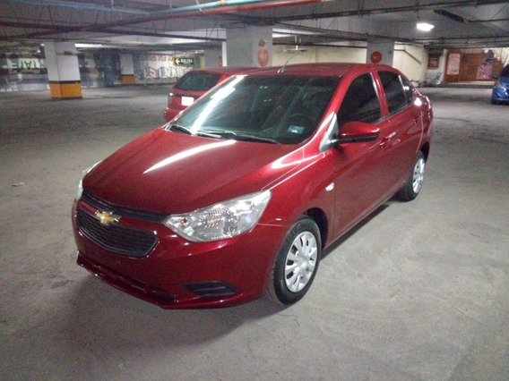 Chevrolet Aveo 1.6 Ls Aa Radio Nuevo Mt 2018