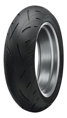 Cubierta Moto Dunlop Roadsport2 190 55 R17 75w Cavalino