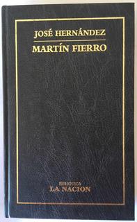 Martin Fierro - Jose Hernandez - Biblioteca La Nacion Td