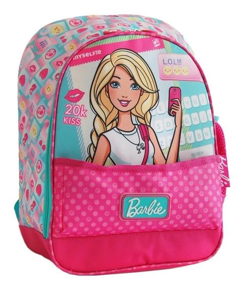 Mochila Espalda Jardin 14 PuLG Barbie #16635 Mundo Manias