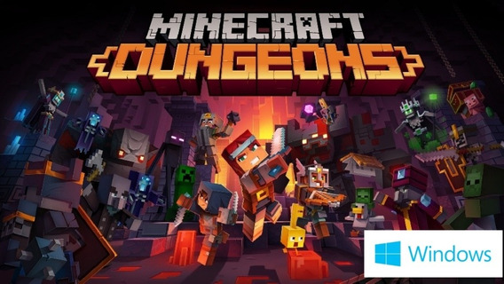 Minecraft Dungeons Pc
