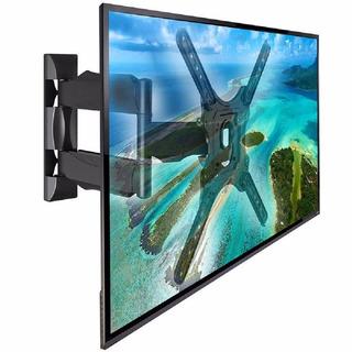 Base Tv 32 - 55 Tv Curva Y Plana 11.5 Kg Resiste Movible