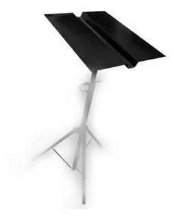 Soporte Bandeja Para Proyector A Tripode Base Rayada