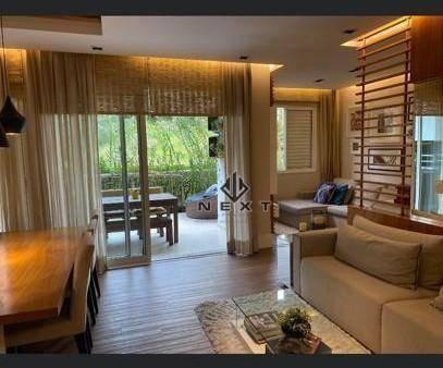 Apartamento Garmaison À Venda, 116 M² Por R$ 950.000 - Edifício Paisagem Tamboré - Santana De Parnaíba/sp - Gd0007