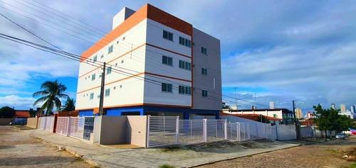 Imagem 1 de 18 de Apartamento À Venda, 48 M² Por R$ 179.900,00 - Ipês - João Pessoa/pb - Ap0603