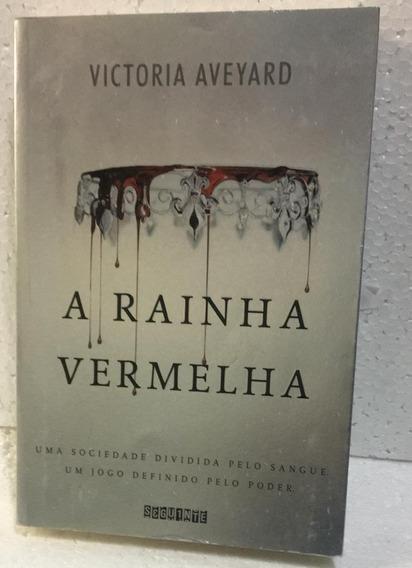 A Rainha Vermelha Victoria Aveyard Editora Seguinte