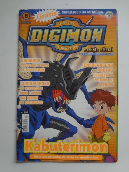 Revista Digimon Nº 5