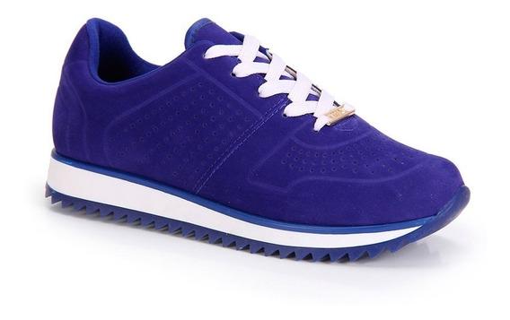 Tênis Azul Nocuck Vizzano Jogging - Original - Igual Foto