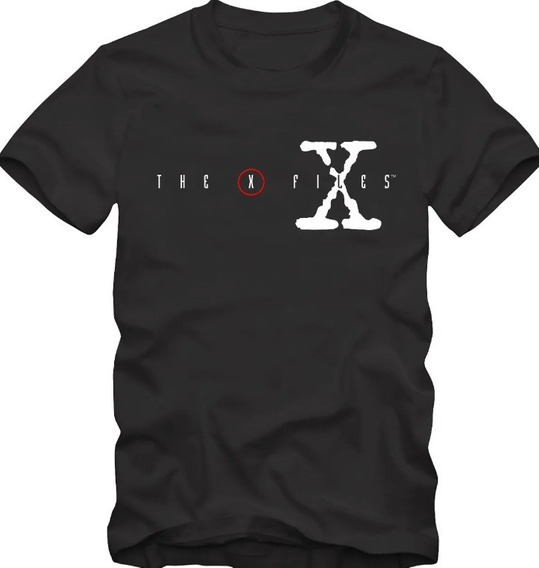 Camiseta X Files Arquivo X Pronta Entrega