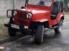 Jeep Wilys 4x4